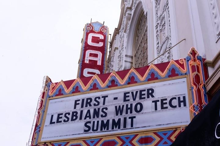 lesbians who tech summit