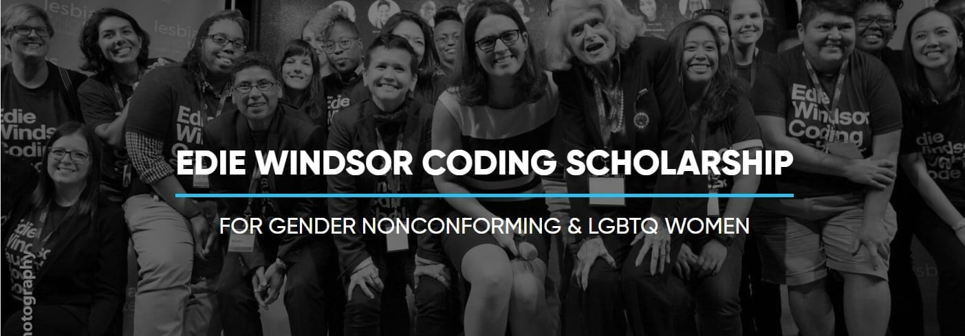 edie windsor coding scholarship